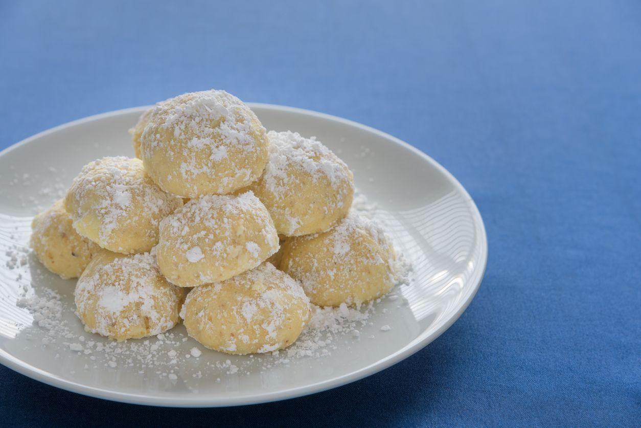 Soft cream cheese cannabutter cookies