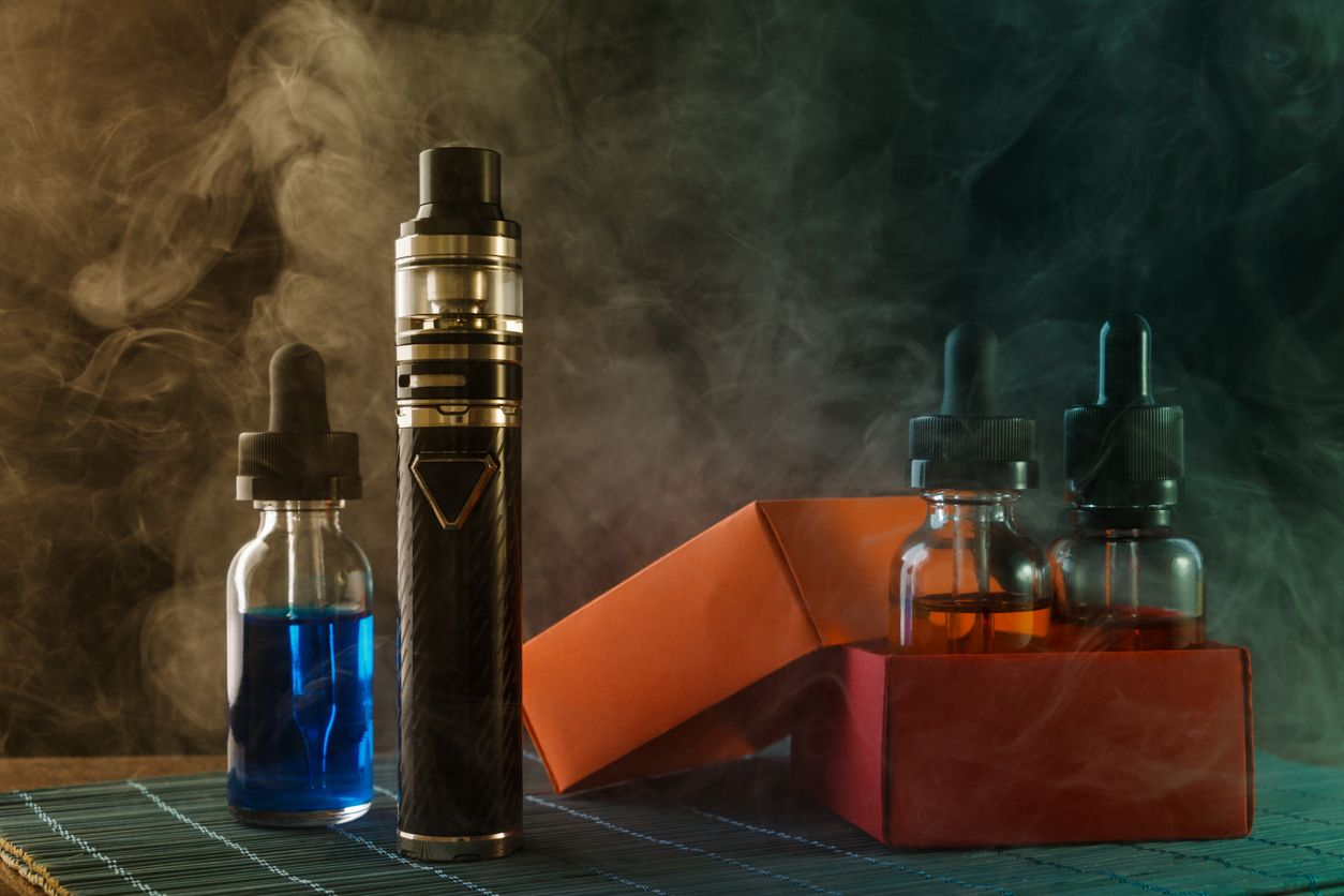 Study finds legal weed states have fewer vaping injuries