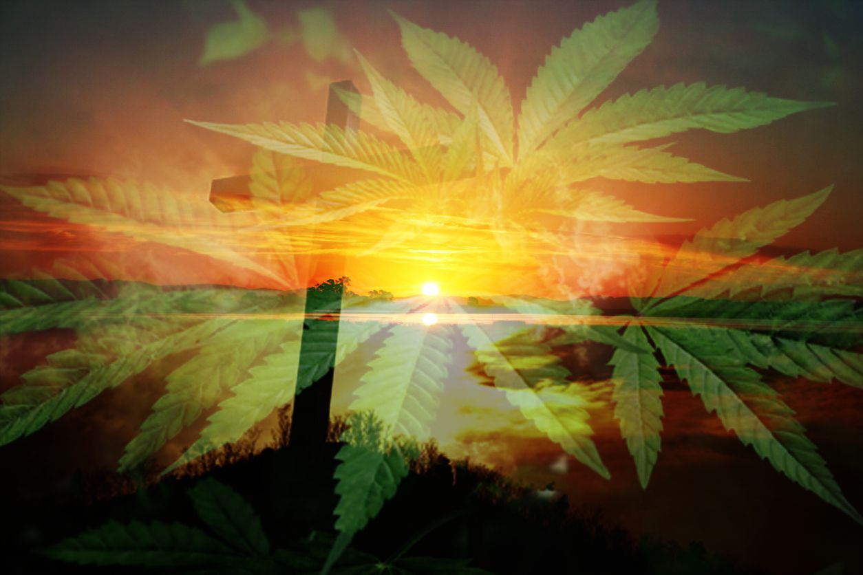 These religions shun the use of cannabis