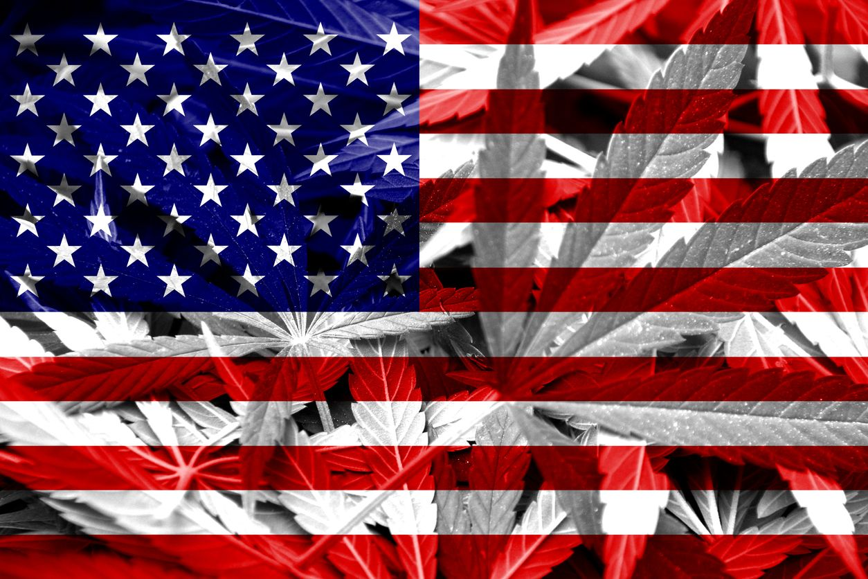 These US states are breaking cannabis sales records