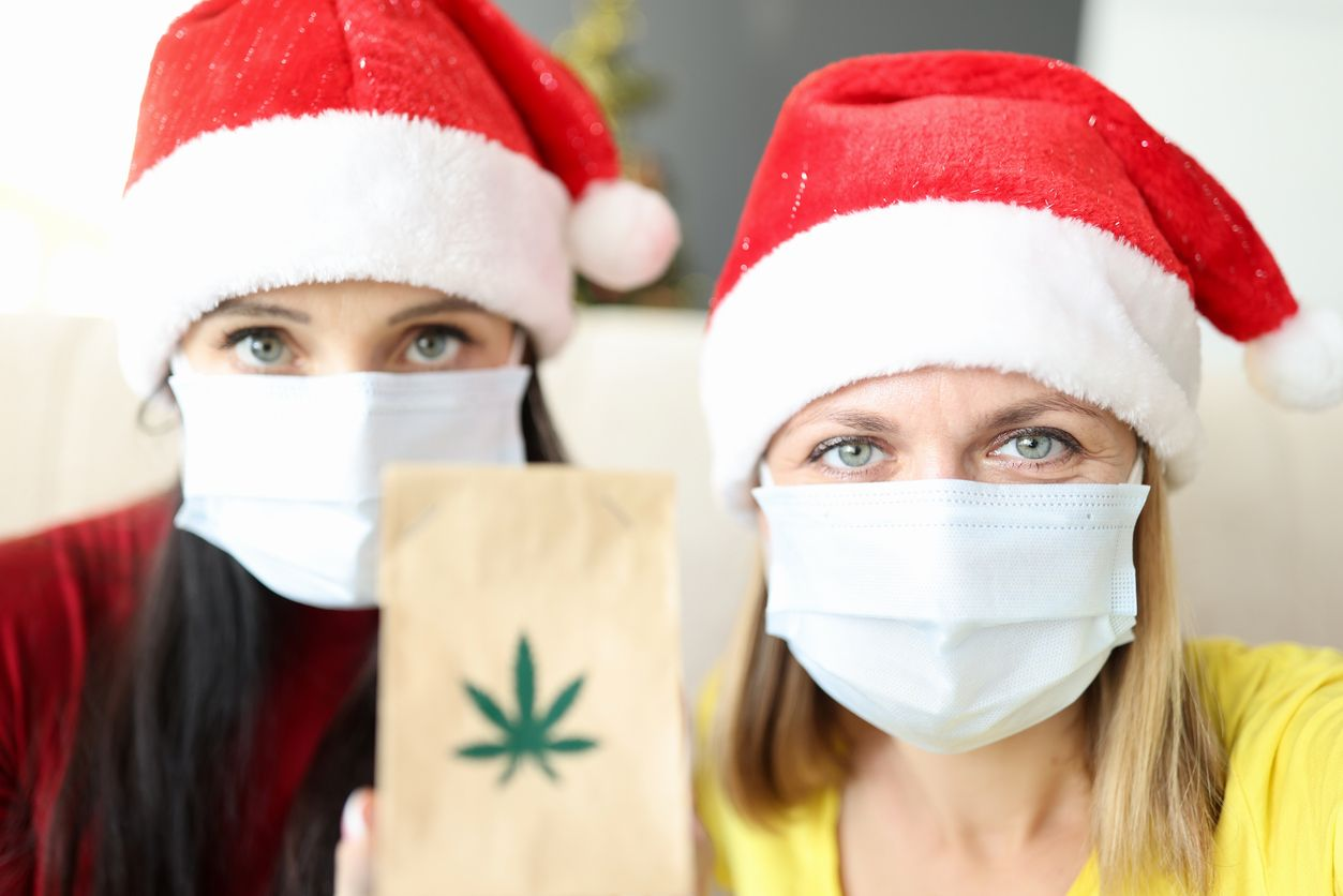 Using cannabis to deal with quarantining for yet another holiday