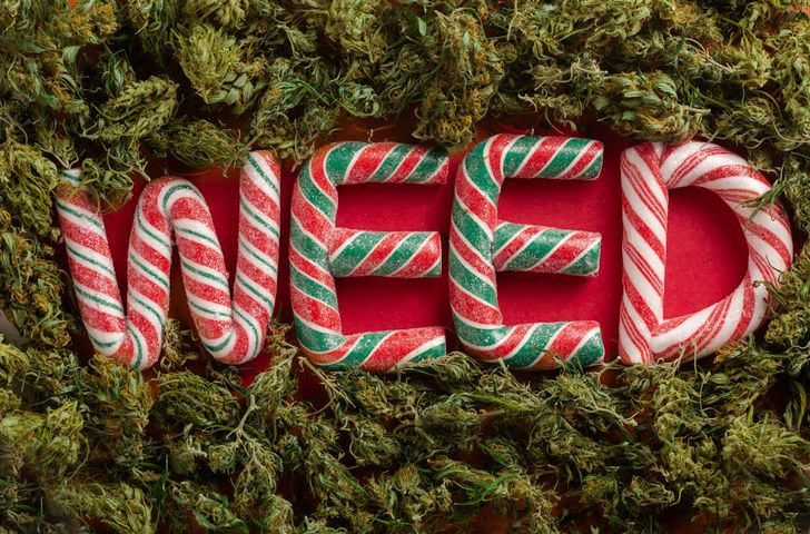 Why you need to try a cannabis Christmas advent calendar