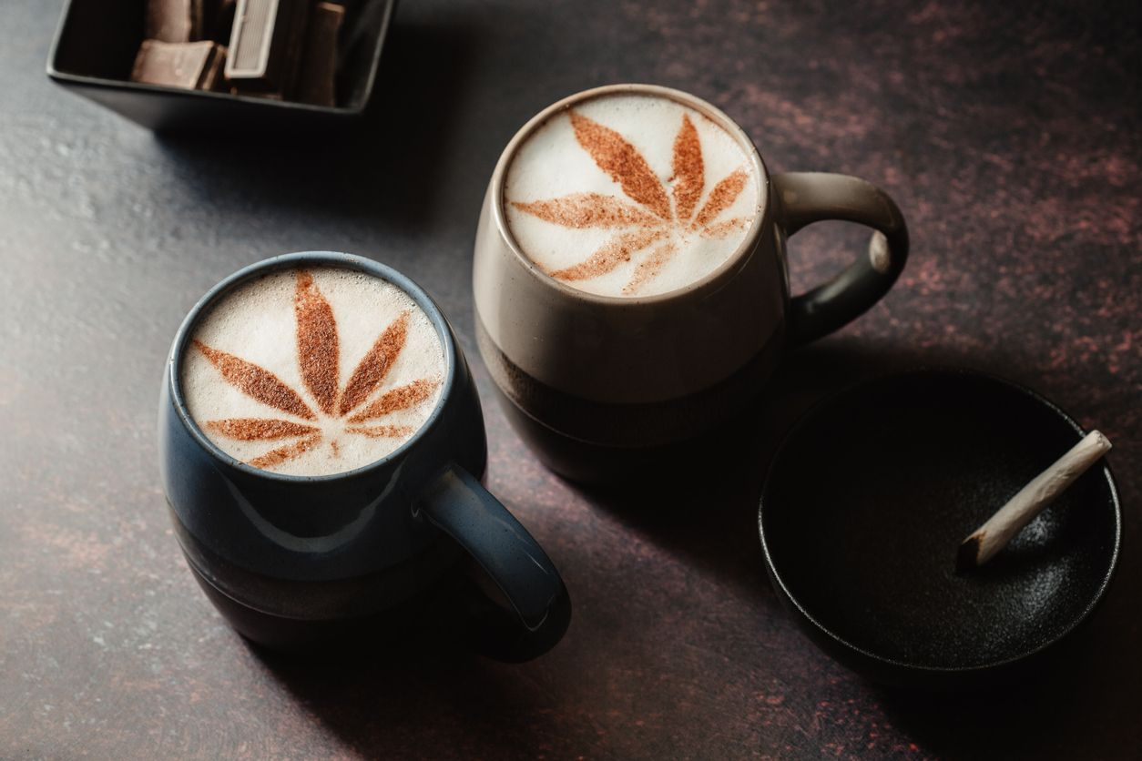 Will cannabisinfused beverages be the trend this Christmas