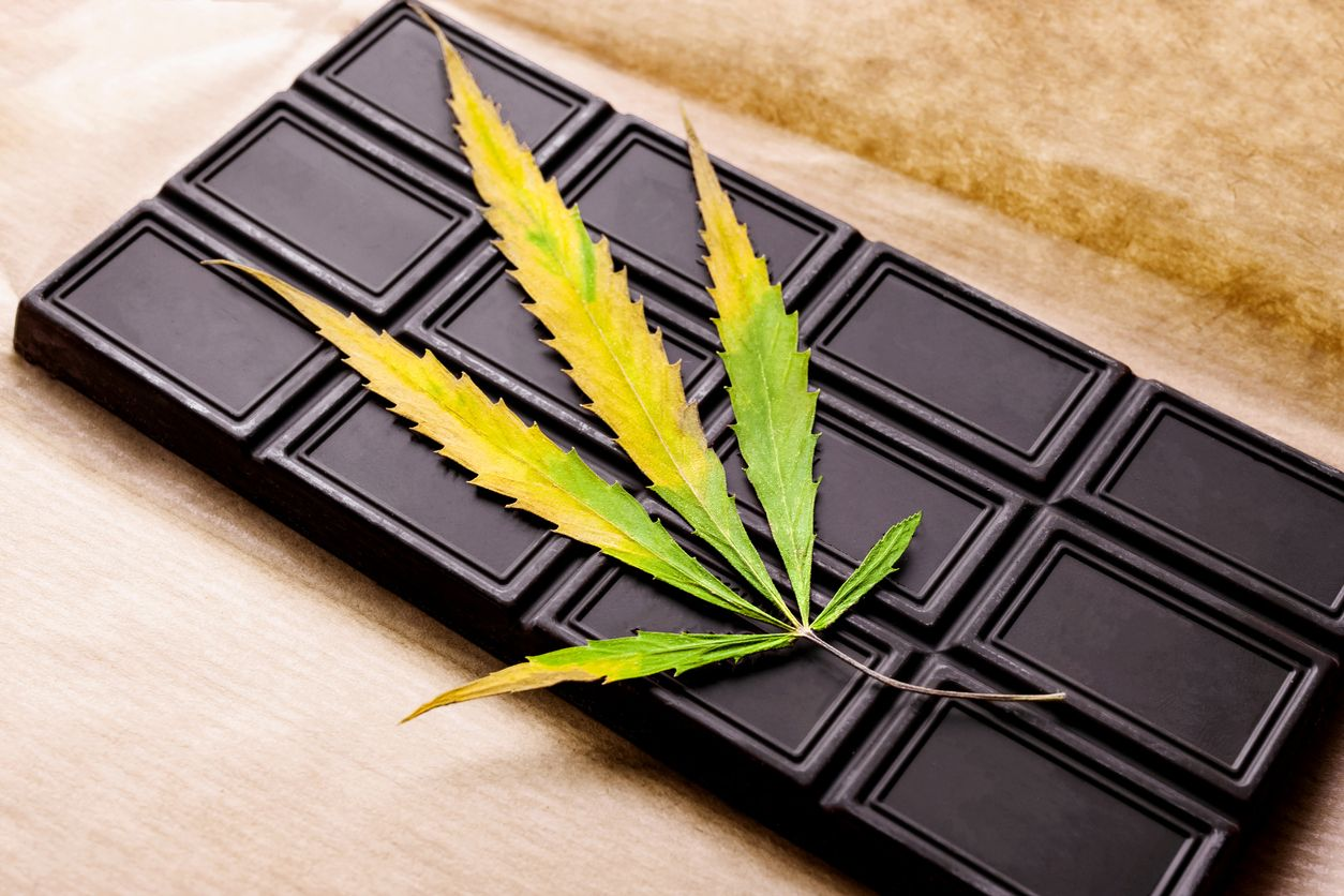 Worldfamous cannabis chocolate makers