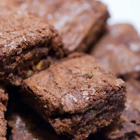 feature image 1000mg Pushers Club Millionaire Brownie