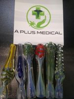 feature image Chillum Glass Assorted