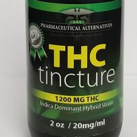 feature image 1200 mg THC Tincture 2oz