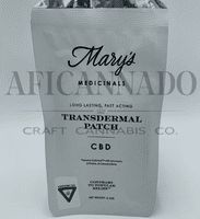 feature image Mary's CBD Transdermal Patch