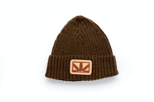 feature image All Kind Beanie Merino Army Green