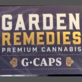 feature image G-Caps 1:1 THC CBD 20 Pack