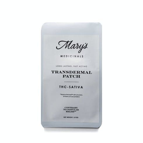 feature image 20mg Sativa Transdermal Patch