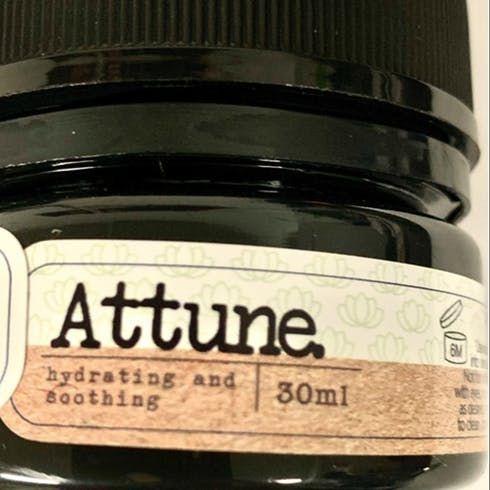feature image Attune 1:1 CBD:THC lotion