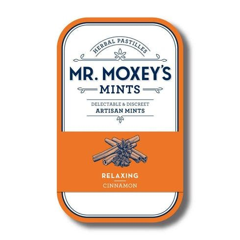 feature image 1:1 Cinnamon Balance Mr. Moxey's Mints