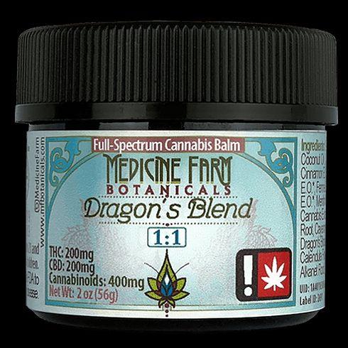 feature image 2oz 1:1 Dragon's Blend