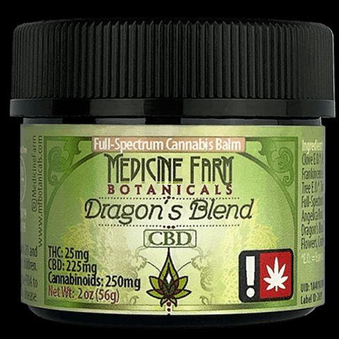 feature image 2oz CBD Dragon's Blend