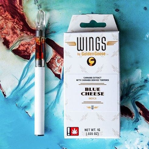 feature image 1st Class Wings | Huckleberry Diesel (Distillate)