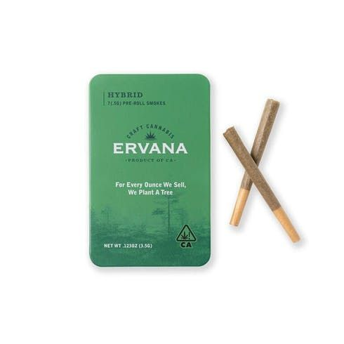 feature image 7 Pack of .5G Pre-Roll Smokes - Hybrid