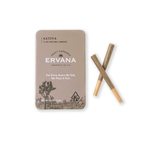 feature image 7 Pack of .5G Pre-Roll Smokes - Sativa