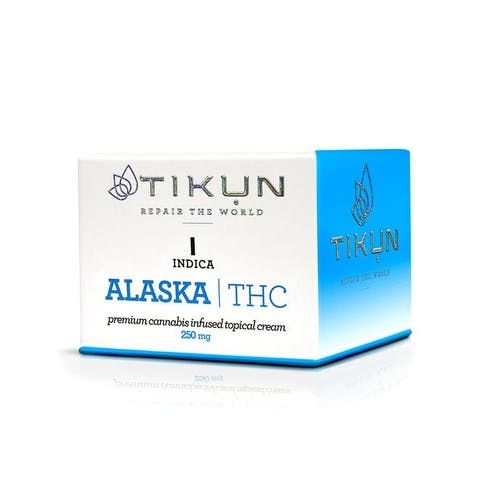 feature image Alaska High-THC Topical 250mg