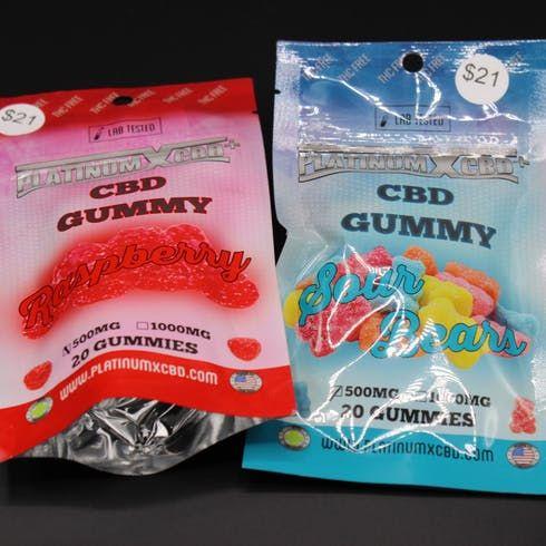 feature image 500mg CBD Gummies