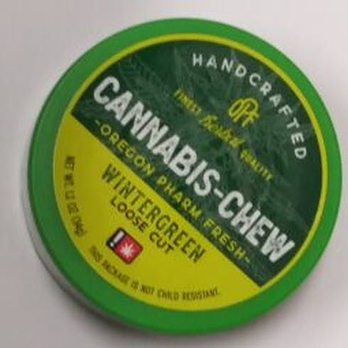 feature image  Wintergreen Chew