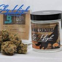 feature image Animal Crackers 28g (Sky High Gardens