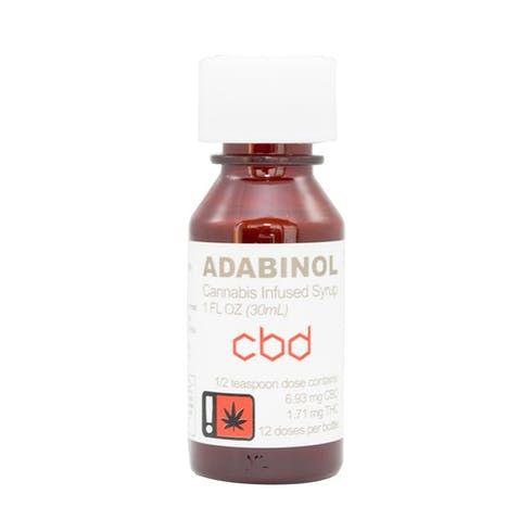 feature image Adabinol CBD | 1oz | Various Flavors