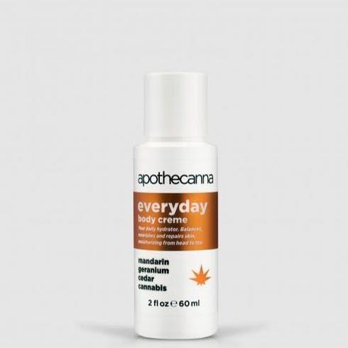 feature image Apothecanna - Everyday Body Creme (2 oz)