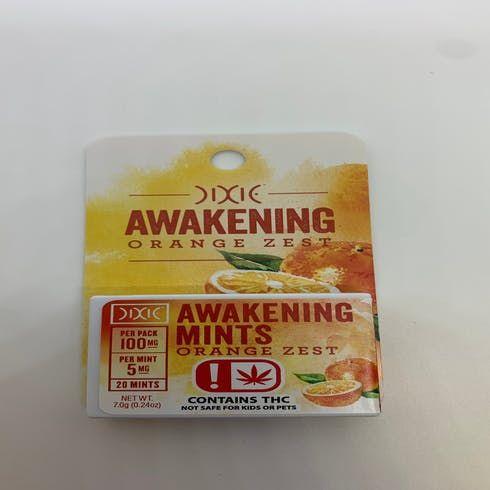 feature image Awakeining Orange Zest Mints