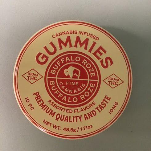 feature image 100mg Gummies