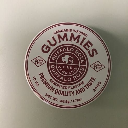 feature image 200 mg Gummies