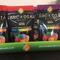 feature image Arcadia Gummies 3-5mg