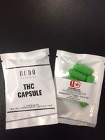 feature image BUDO Concentrates THC Capsules 5/20 mgs