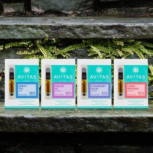 feature image Avitas | Original Glue | 1g Cartridge