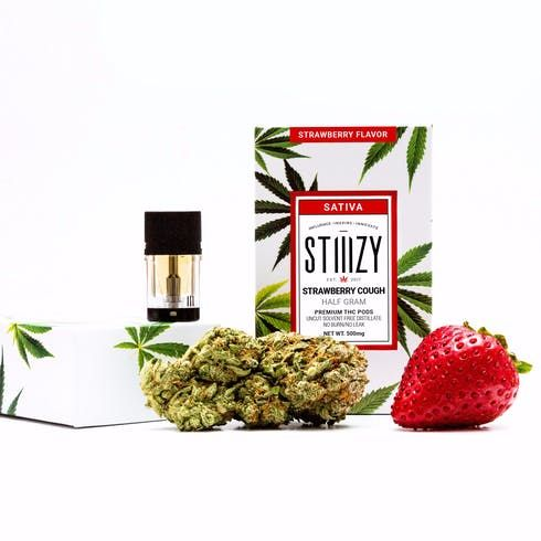 feature image .5G CART- STRAWBERRY COUGH