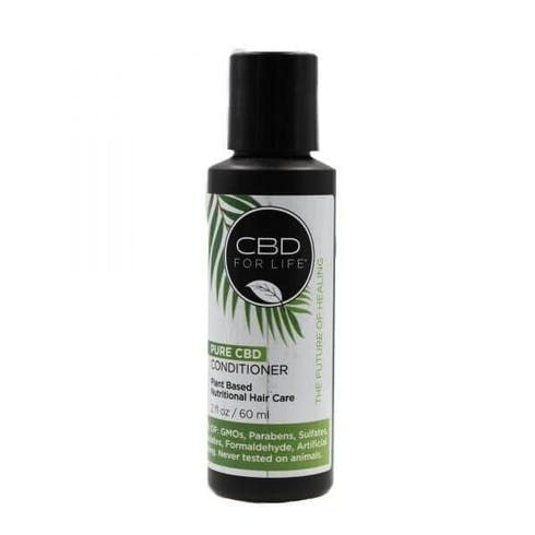 feature image CBD For Life Conditioner 20mg 2fl oz