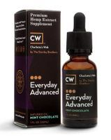 feature image Tincture Everyday Advance 1500MG mint/olive