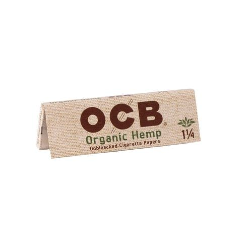 feature image Accessories - 1 1/4 size Organic Hemp Papers