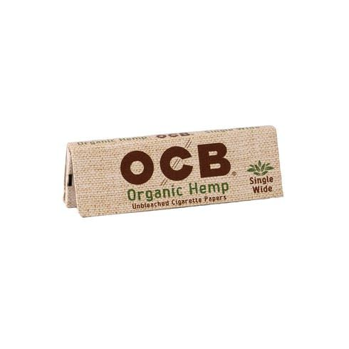 feature image Accessories - Single Wide Organic Hemp Papers