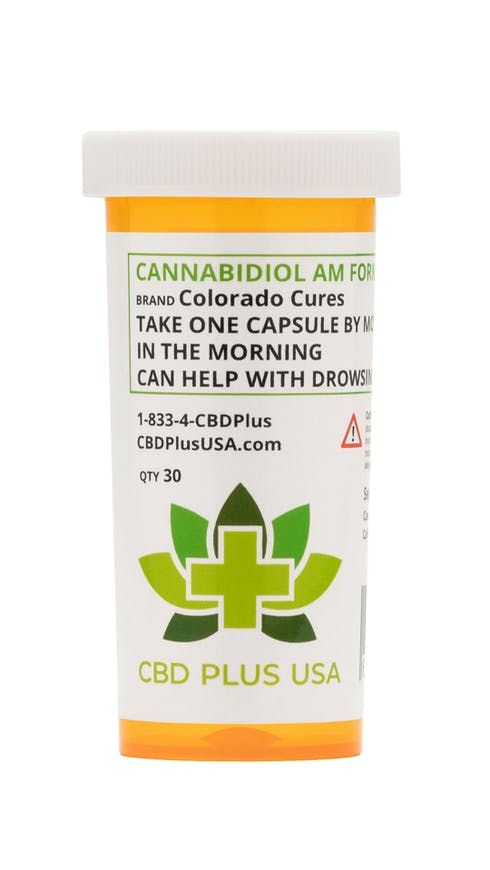 feature image Capsules - 25mg Morning Formula 30ct Clearance
