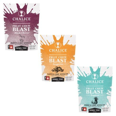 feature image Chalice Farms Fruit Chew Blasts