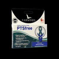 feature image 10x PTSfree Capsules (4mg CBD   8mg THC-A   2mg THC) by Fairwinds