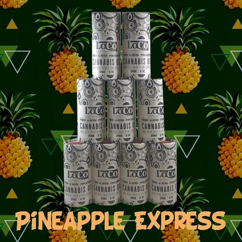 feature image 1mL Pineapple Express Cartridge (TAXES INCLUDED)
