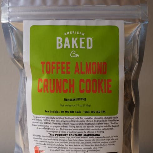 feature image ABC  Cookie Toffee Almond Crunch 100mg