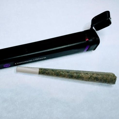 feature image Alien Banana Candy Pre-Roll 1g