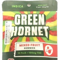 feature image Green Hornet Indica