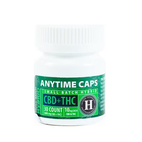 feature image Anytime CBD/THC | 600mg