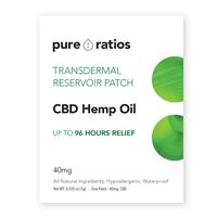 feature image CBD Hemp Oil Patch