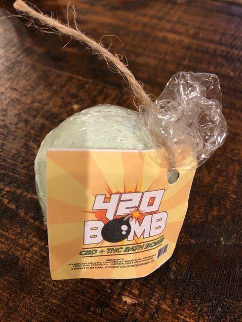 feature image ABP Farms, LLC - Bath Bomb