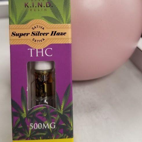 feature image  Live Resin - Super Silver Haze